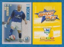 Everton Andy Johnson England (F) (SO07)